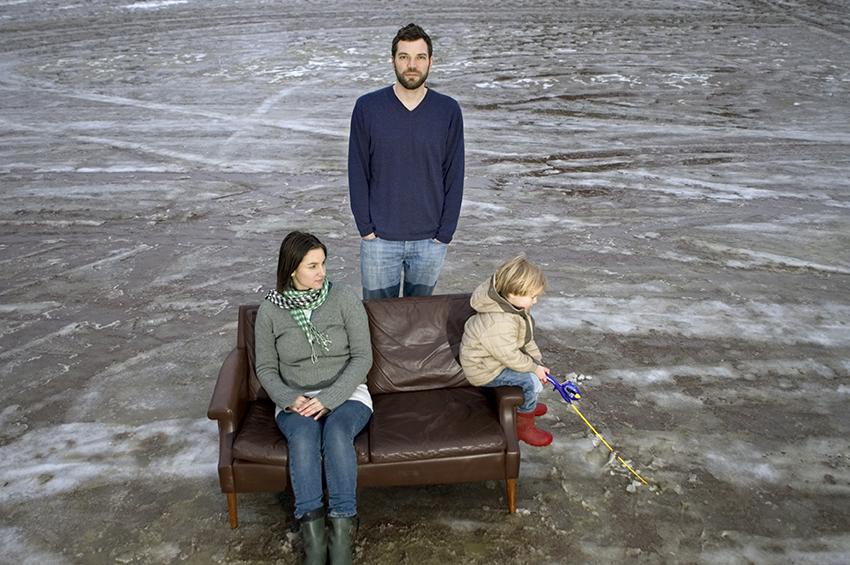 Untitled Family Portrait 12