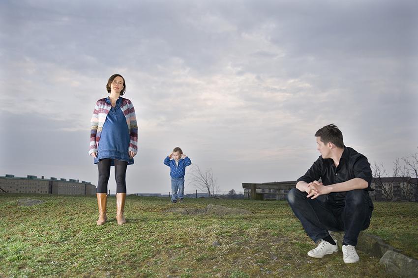 Untitled Family Portrait 13